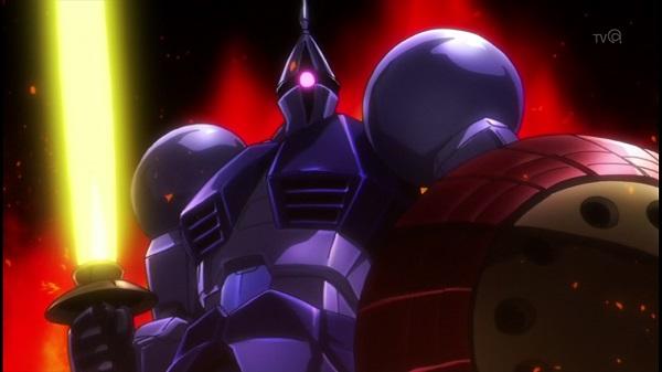 ガンプラアニメ ガンダムビルドファイターズトライ ギャン グフ R-35 ギャン ギャン子 R・ギャギャ