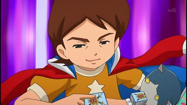ゲームアニメ 妖怪ウォッチ 41話 感想 給食のグルメ 孤独のグルメ 遊戯王 カードゲーム レア度 ☆☆☆