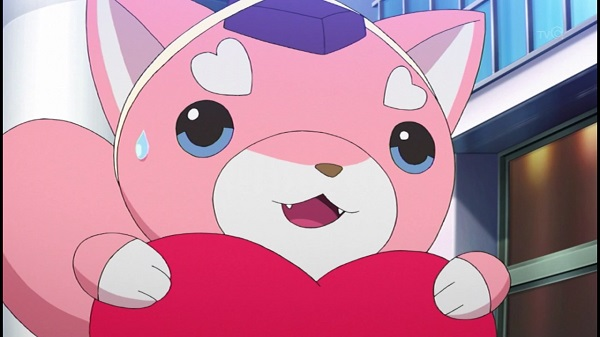 ゲームアニメ 妖怪ウォッチ キュン太郎 じんめん犬 神レベルにきもい モンハン フミちゃん メガネ ゆるしてチョンマゲ