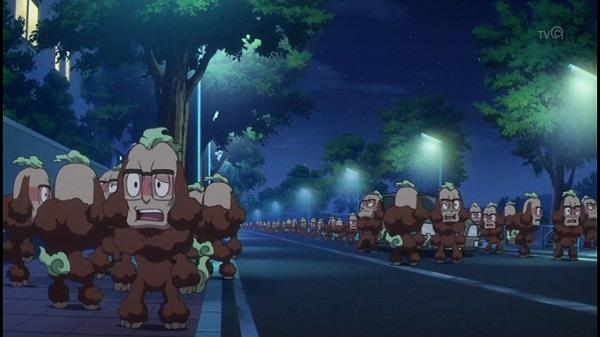 ゲームアニメ 妖怪ウォッチ ハロウィン ウォーキングデッド パロディ ガブニャン ハザード のび太のバイオハザード レンコン教授
