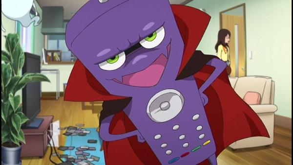 ゲームアニメ 妖怪ウォッチ 妖怪ベストテン じんめん犬 ばくろ婆 40話 りもこんかくし