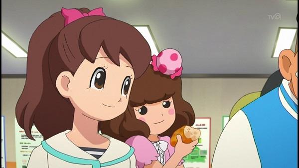 ゲームアニメ 妖怪ウォッチ 給食のグルメ あげパン