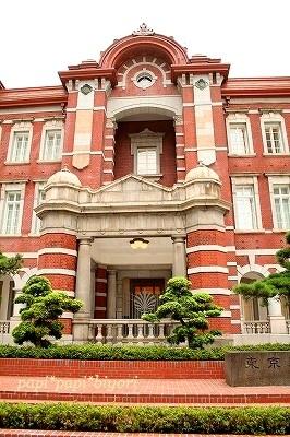 修復された東京駅