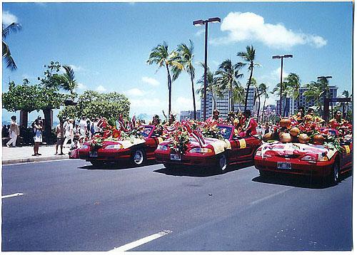 aloha parade 3