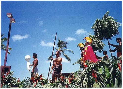 aloha parade 1