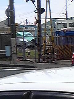 120521日立の新幹線