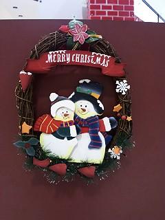 121223クリスマスリース