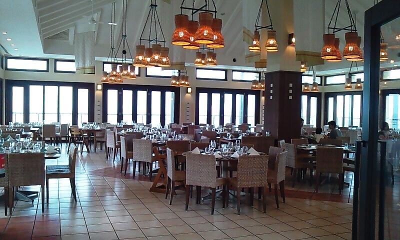 クラブメッド 石垣 レストラン