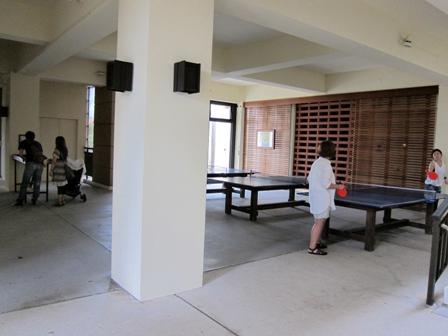 クラブメッド 石垣 卓球