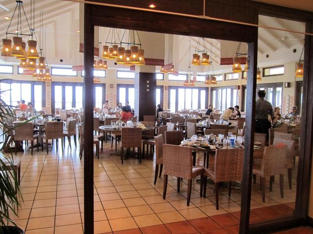 クラブメッド 石垣 昼食
