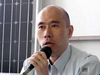 パナソニック エナジー社イオン電池ビジネスユニットIBS事業推進部 倉達哉グループマネージャー