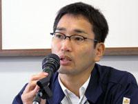 商船三井 技術部設計グループ 早川高弘アシスタントマネージャー
