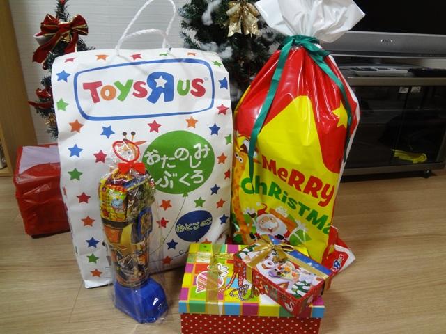 2013年度のクリスマスプレゼント