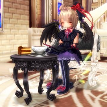 クラシックテーブル&ソファ