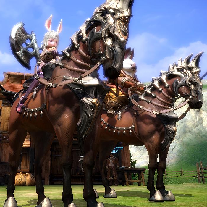 騎馬召喚(茶)Ⅰ