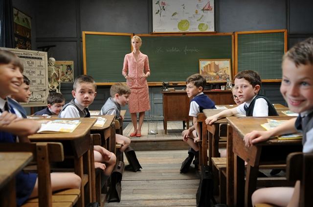 プチ・ニコラの教室