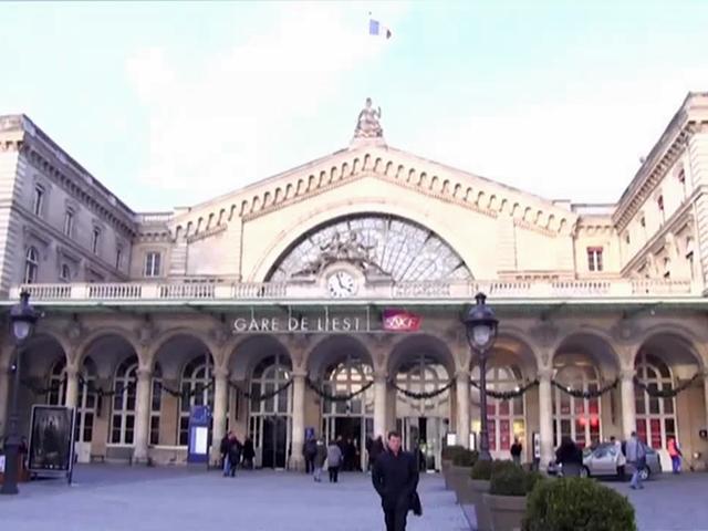 パリの東駅