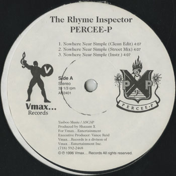 HH_RHYME INSPECTOR PERCEE P_NOWHERE NEAR SIMPLE_201311