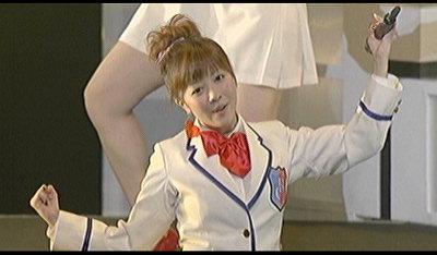 佐紀ちゃん越しのまぁさん。