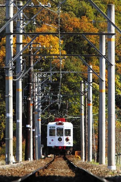 2010年12月上旬 和歌山電鐵貴志川線 山東~大池遊園