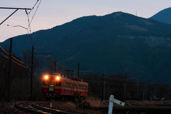 2010/1/10 大井川鉄道 抜里