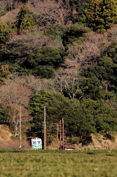 2010/1/10 大井川鉄道 福用~大和田
