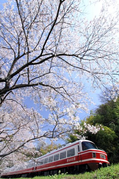 2013/4/4 南海高野線 学文路~九度山