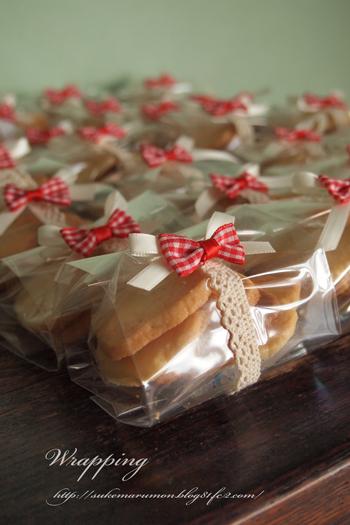 もんちゃんクッキー集合