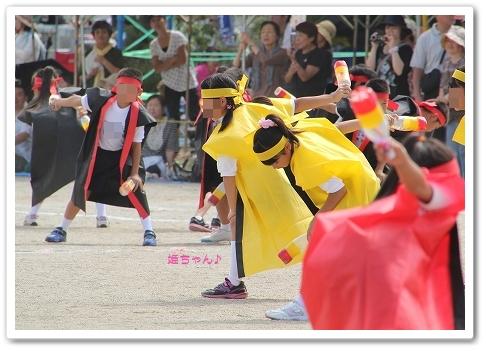 2012運動会姫ちゃん