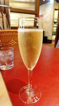 シャンペン辛口