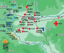 se.関ヶ原の戦い布陣図