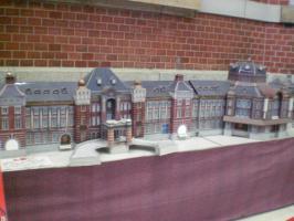 東京駅模型