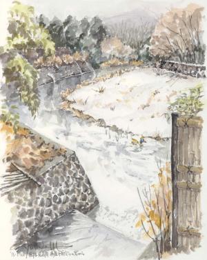 fc2仙石原・湯屋やまざくら窓から(F3)
