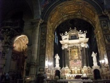 ローマ106サンタマリアデルポポロ教会