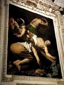ローマ108聖ペテロの磔刑