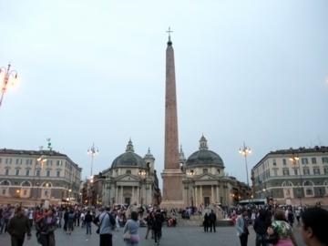 ローマ110ポポロ広場