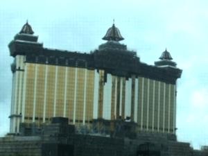 マカオ02ギャラクシーホテル建築中