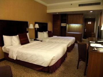 香港03ゲートウエイマルコポーロホテル客室