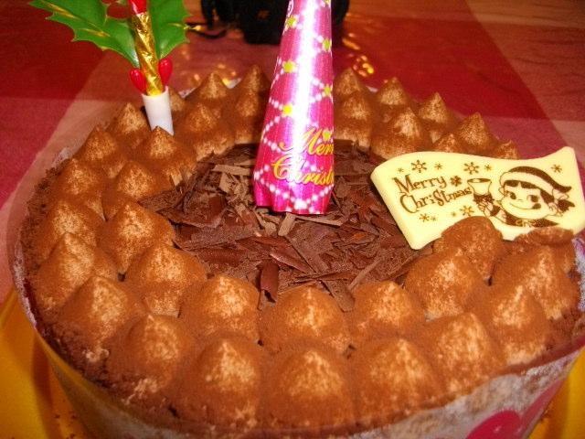 クリスマスケーキ 2