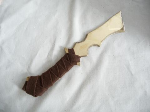 真鍮 ナイフ