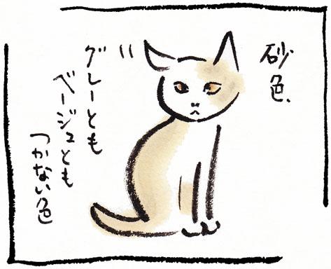 13_砂色
