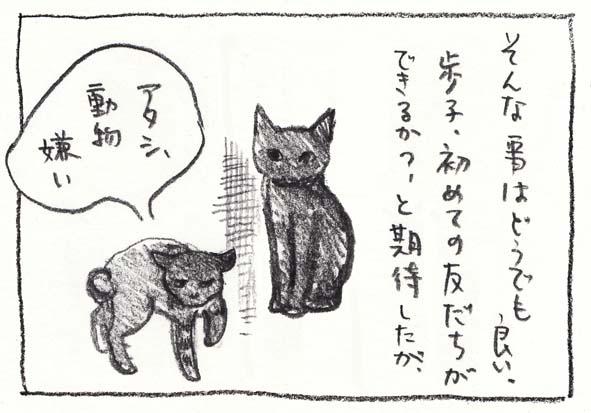 9_動物嫌い