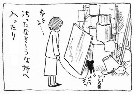 3_クモの巣
