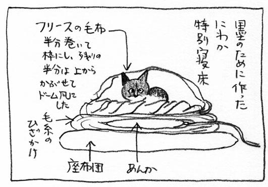 1_にわか寝床