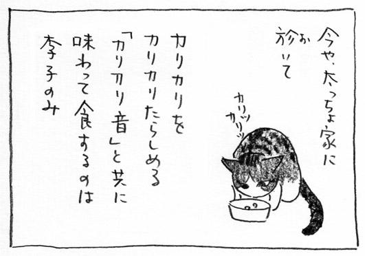 2_カリカリ音
