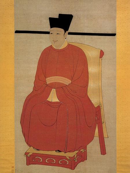 449px-Huizong徽宗皇帝