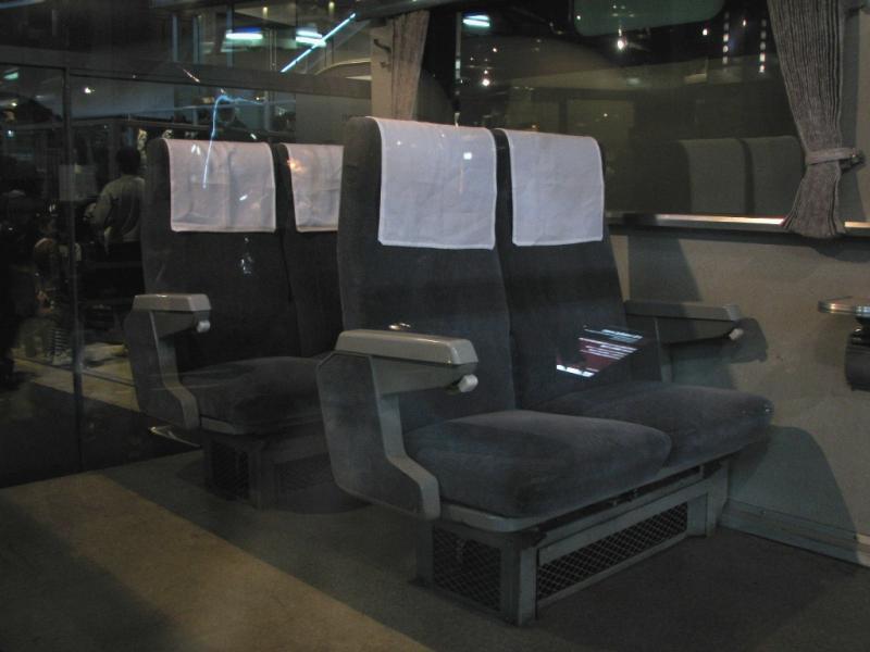 簡易リクライニングシート