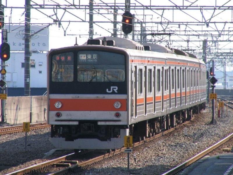 """武蔵野線205系"""""""