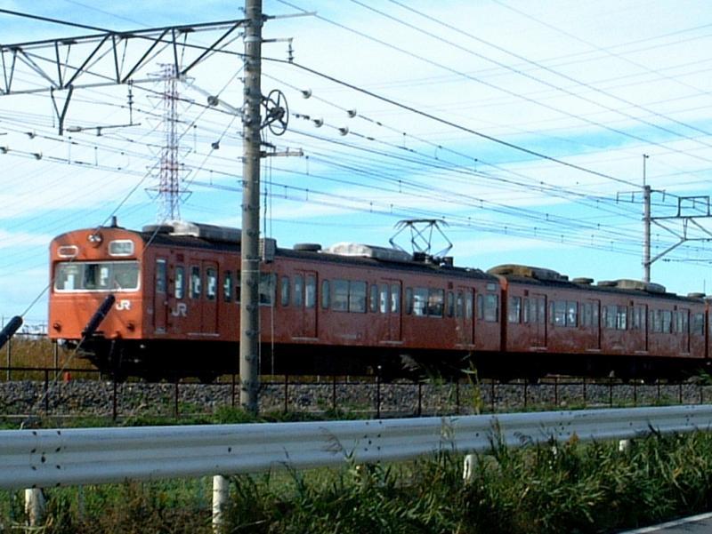 武蔵野線103系AU712