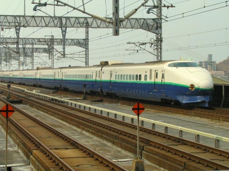 上越新幹線200系リニューアル車両